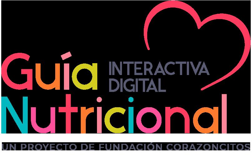 Guía Nutricional Interactiva Digital